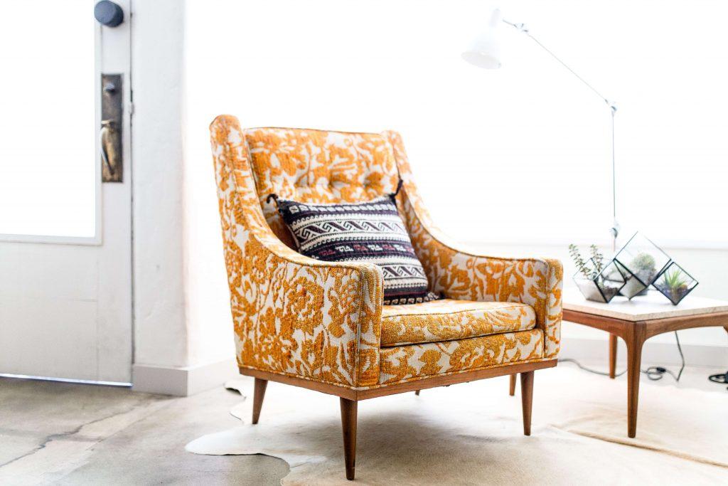 בחרית רהיטים לעיצוב פנים סלון